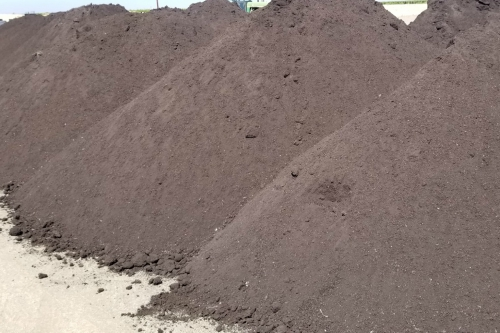 Organic Green Waste Compost